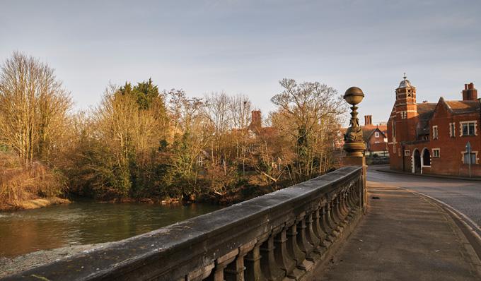 Bocking Riverside