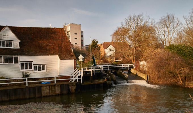 Bocking Riverside