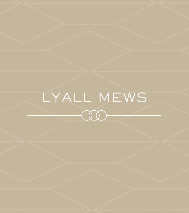 Lyall Mews